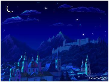 <center>La niña del palacio azul</center>