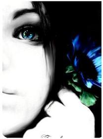 <center>En tus ojos de luz</center>